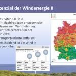 Potenzial der Windenergie