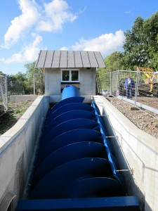 Wasserkraftanlage am Dammhammer