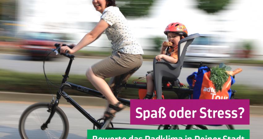 ADFC-Fahrradklima-Test